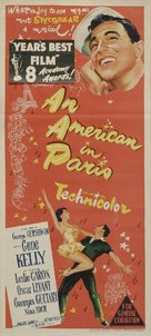 An American in Paris - Australian Movie Poster (xs thumbnail)