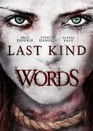 Last Kind Words - DVD cover (xs thumbnail)