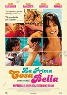 La prima cosa bella - Swedish Movie Poster (xs thumbnail)