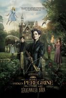 Miss Peregrine's Home for Peculiar Children - Icelandic Movie Poster (xs thumbnail)
