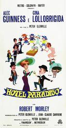 Hotel Paradiso - Italian Movie Poster (xs thumbnail)