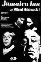 Jamaica Inn - German Movie Poster (xs thumbnail)