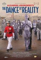 La Danza de la Realidad - Movie Poster (xs thumbnail)