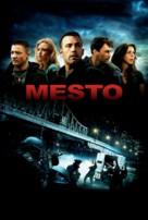 The Town - Slovenian Movie Poster (xs thumbnail)
