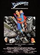 Superman - Brazilian Movie Poster (xs thumbnail)