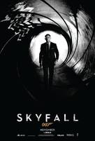 Skyfall - Indian Movie Poster (xs thumbnail)