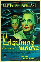 To Each His Own - Argentinian Movie Poster (xs thumbnail)