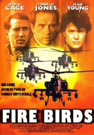 Fire Birds - French Movie Cover (xs thumbnail)