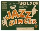 The Jazz Singer - Movie Poster (xs thumbnail)