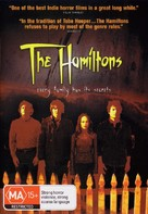 The Hamiltons - Australian Movie Cover (xs thumbnail)