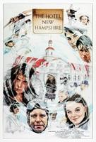 The Hotel New Hampshire - British Movie Poster (xs thumbnail)