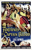 Fortunes of Captain Blood - Movie Poster (xs thumbnail)
