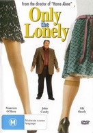 Only the Lonely - Australian DVD movie cover (xs thumbnail)