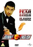 Johnny English - British DVD movie cover (xs thumbnail)
