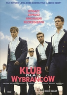 The Riot Club - Polish Movie Cover (xs thumbnail)