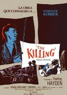 The Killing - Spanish Movie Poster (xs thumbnail)