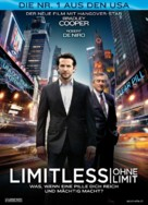 Limitless - Swiss Movie Poster (xs thumbnail)