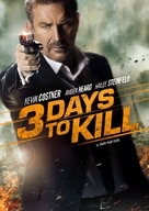3 Days to Kill - Canadian DVD movie cover (xs thumbnail)