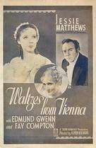 Waltzes from Vienna - British Movie Poster (xs thumbnail)
