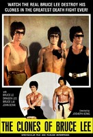 The Clones of Bruce Lee - Movie Poster (xs thumbnail)
