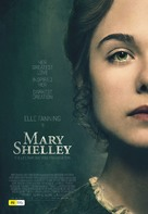 Mary Shelley - Australian Movie Poster (xs thumbnail)