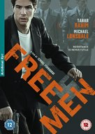 Les hommes libres - British DVD movie cover (xs thumbnail)