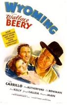 Wyoming - Movie Poster (xs thumbnail)