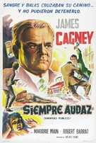 Johnny Come Lately - Argentinian Movie Poster (xs thumbnail)
