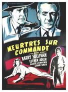 The Miami Story - French Movie Poster (xs thumbnail)