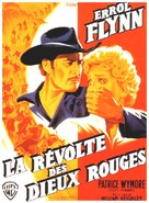 Rocky Mountain - French Movie Poster (xs thumbnail)