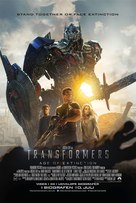 Transformers: Age of Extinction - Danish Movie Poster (xs thumbnail)
