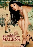 Malèna - German Movie Poster (xs thumbnail)