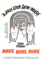 Make Mine Mink - Movie Poster (xs thumbnail)