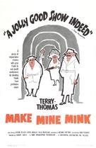 Make Mine Mink - Movie Poster (xs thumbnail)