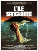 The Island - French Movie Poster (xs thumbnail)