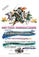 The Three Musketeers - Spanish Movie Poster (xs thumbnail)