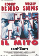 The Fan - Italian Theatrical movie poster (xs thumbnail)