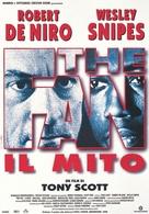 The Fan - Italian Theatrical poster (xs thumbnail)