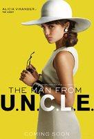 The Man from U.N.C.L.E. - British Movie Poster (xs thumbnail)