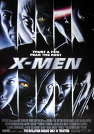 X-Men - Movie Poster (xs thumbnail)
