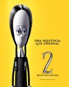 The Addams Family 2 - Brazilian Movie Poster (xs thumbnail)