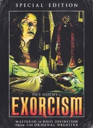 Exorcismo - DVD cover (xs thumbnail)