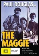 The 'Maggie' - Australian DVD cover (xs thumbnail)