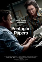 The Post - French Movie Poster (xs thumbnail)