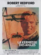 The Great Waldo Pepper - French Movie Poster (xs thumbnail)