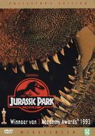 Jurassic Park - Dutch Movie Cover (xs thumbnail)