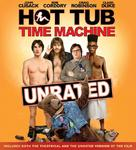 Hot Tub Time Machine - Blu-Ray cover (xs thumbnail)