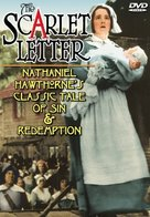 The Scarlet Letter - DVD cover (xs thumbnail)