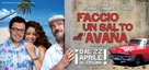 Faccio un salto all'Avana - Italian Movie Poster (xs thumbnail)