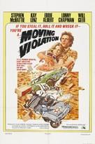 Moving Violation - Movie Poster (xs thumbnail)